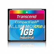 Карта памяти 512MB CompactFlash Card 80X, Transcend