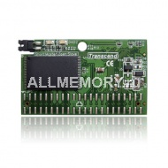 32MB Industrial IDE Flash Disk On Module (DOM), (44PIN HORIZONTAL), Transcend