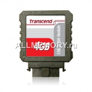 Цифровое устройство 4GB USB Flash Module, (USB, Vertical), Transcend